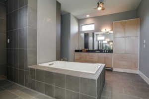 Master Bathroom Modern Bahtroom Sterling Brook Custom Homes
