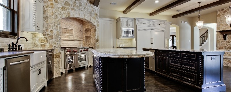 Modern Rustic Kitchen Design Sterling Brook Custom Homes
