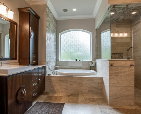 Master Bathroom Lusk Sterling Brook Custom Homes