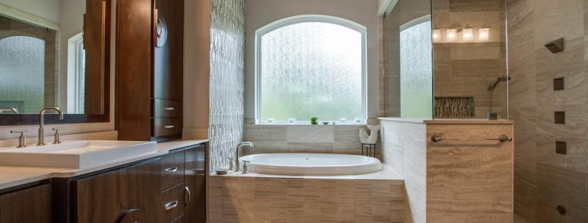 Master Bathroom Lusk Sterling Brook Custom Homes