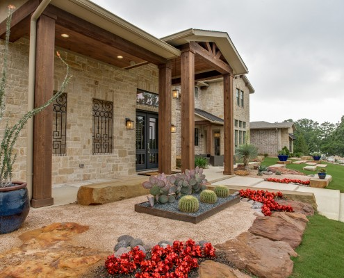 Entry Lusk Sterling Brook Custom Homes