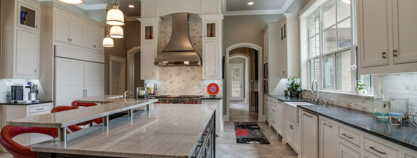 Kitchen Lusk Sterling Brook Custom Homes