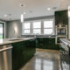 Contemporary Kitchen Sterling Brook Custom Homes