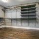 Master Closset with Container Store Storage System Sterling Brook Custom Homes