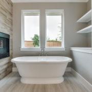 Master Bathroom Sterling Brook Custom Homes