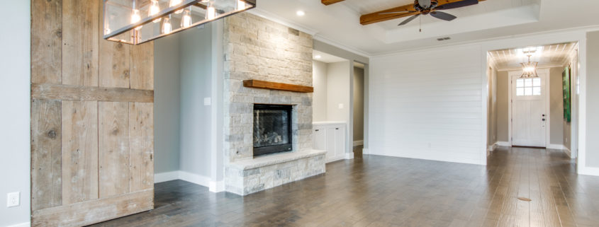 Austin Living Space Sterling Brook Custom Homes
