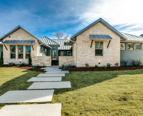 Highland Oaks Elevation Sterling Brook Custom Homes