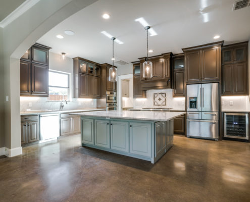 Wichita Kitchen Sterling Brook Custom Homes