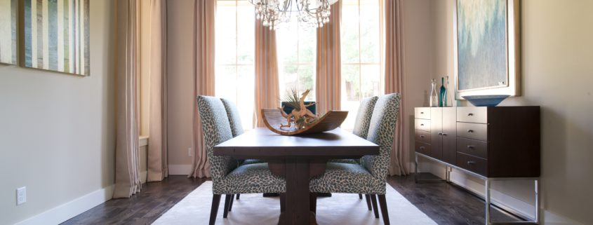 Village Park Dining Room Sterling Brook Custom Homes