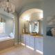 Village Park Master Bath Side Shot Sterling Brook Custom Homes