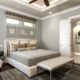 Village Park Master Bedroom With Lights Sterling Brook Custom Homes
