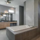 Whistling Duck Master Bathroom Side View Sterling Brook Custom Homes