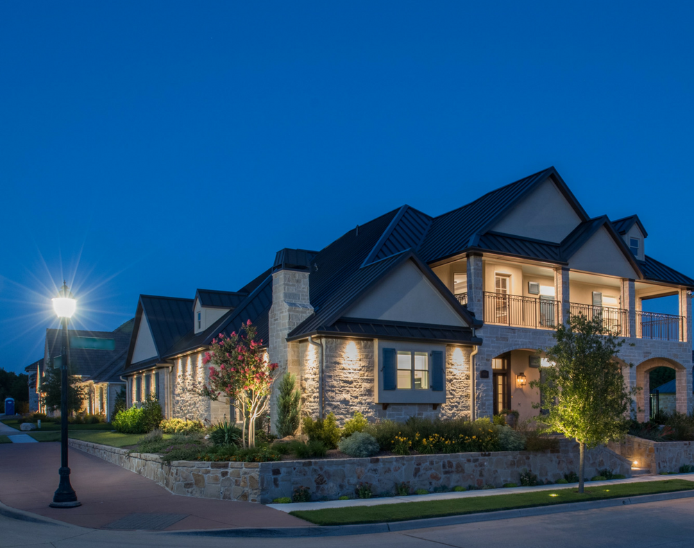 Sterling brook custom home builder in flower mound for Custom home building tips